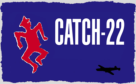 (pic - Story) Catch 22 - Title