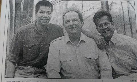 Pepere, Jason, Larry